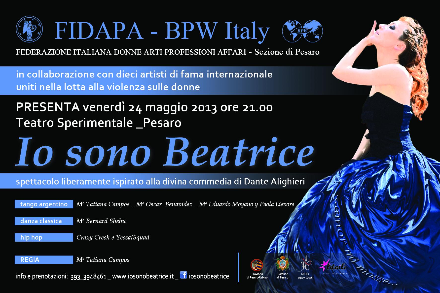 Evento a Pesaro